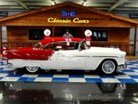 1954 Oldsmobile Holiday coupe VIN 547M17998 1954