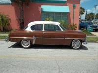 1954 Plymouth Savoy for Sale. Flat head 6 cylinder
