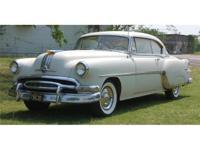 1954 Pontiac Chieftain 2 Door Hardtop, Rare, Straight