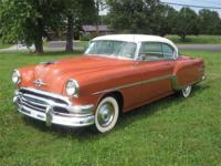 1954 Pontiac Starchief 2dr Hardtop Probably the best