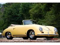 This 1954 Porsche 356 2dr Pre-A . It is equipped with a