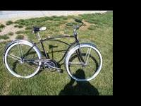 In 1954, the Schwinn middleweight was introduced
