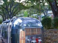 1954 Vintage Airstream Whale Tail Flying Cloud 22 Feet