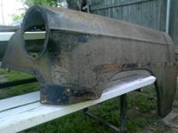 Have a pair of 1954 Chevy fenders for sale. Asking