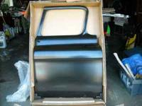 For Sale new (reproduction) R-H door shell, bare shell