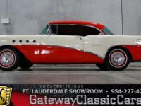 Stock #12-FTL  1955 Buick Century Riviera $31,995