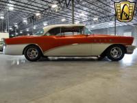 Stock #93-TPA 1955 Buick Riviera Roadmaster  $19,995