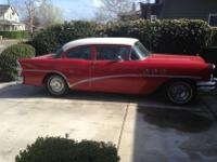 1955 Buick Special with 25257 original miles.  -Tube