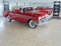 1955 Buick Super 2dr Convertible 8-cyl. 322cid/236hp