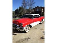 I have this extremely cool and original 55 Buick in