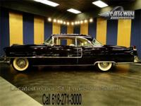 Very sharp 1955 Cadillac Coupe Deville in great