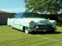 Selling A 1955 Cadillac Coupe Deville two door hard top