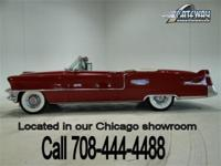 1955 Cadillac Series 62 Convertible that is truly one