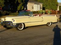 1955 CADILLAC SERIES 62 CONVERTIBLE  THIS CAR IS MOSTLY