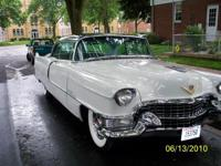 1955 Cadillac Coupe deVille A stunning ride that speaks