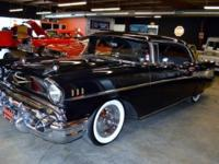 1955 Chevrolet Belair - Complete Restoration - What a