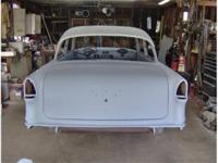 1955 Chevy 2 Door Sedan 210 Series Rebuilt front end
