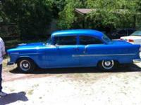 1955 Chevrolet 210 American Classic 350 V8 engine with