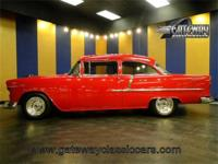 Great looking 1955 Chevrolet 210. Total frame off