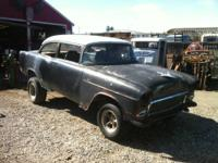 I have a 1955 Chevy 2door post it's ether a 150 or 210.
