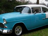 1955 Chevy Bel Air Pro-Street Mint  502 Big Block