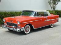 1955 Chevrolet Bel Air 150210. Professional frame-off