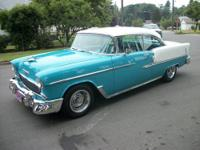 1955 Chevrolet Bel Air 2dr hardtop, very nice correct