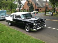 1955 Chevrolet Bel Air 388 Stroker V8. Total Frame off