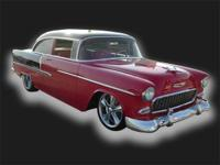1955 Chevy Bel Air Possibly the nicest 55 BelAir on the
