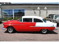 1955 Chevy Bel Air 2dr..Recent resoration. Vinatge AC,