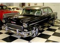 1955 Chevy 454 / 5 spd Tremec professionally restored ,