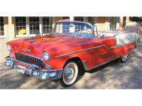 THE BELAIR WAS CHEVROLETS TOP SERIES.nbsp; THE NEW