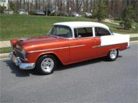 Professional restoration and modifications, Chevrolet