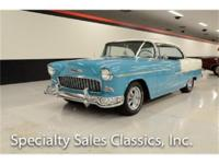 This 1955 Chevrolet Belair (Stock # F1094) is available