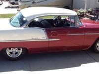 1955 Chevrolet Bel Air (CA) - $45,000 Exterior: 2 Tone