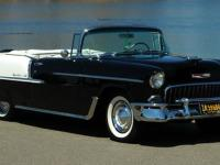 1955 Chevrolet Bel Air Convertible (CA) - $148,900