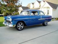 1955 BEL AIR ... THE BEST MONEY CAN BUY ... EVERYTHING