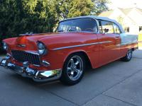 1955 Chevrolet Bel Air/150/210 convertible  This is an