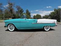 This is a very fine example of a 1955 Chevrolet Bel Air