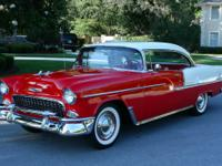 1955 Chevrolet Bel Air150210. Excellent dual stage
