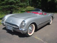 1955 Chevrolet Corvette Convertible 283 V8 Powerglide.