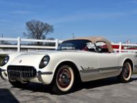 1955 Chevrolet Corvette Convertible  The Powerglide