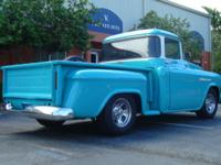 Beautiful 1955 Chevrolet Second Series 3100 Pickup I