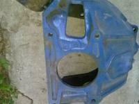 I have a Chevy Bell Housing that will fit on a 1955,