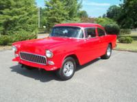 Customer car for sale...Beautiful 1955 Chevy Bel Air