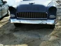 1955 Chevy Bel Air for sale (NH) - $9,500 '55 Chevy Bel