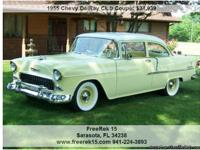 1955 Chevy DelRay Club Coupe , Call for mileage