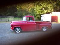 this is a beautifull rust free chevy truck with all the