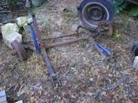 1955 Chevy Truck straight axle--$150.00 Call .
