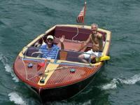 1955 Chris-Craft Continental Please call owner James at
